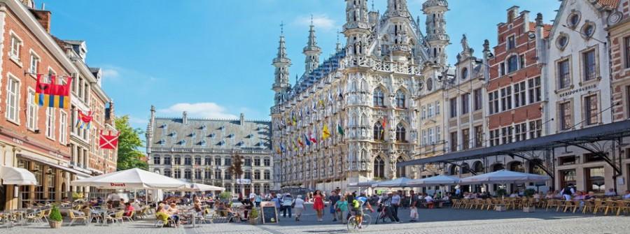 Dagtocht Leuven