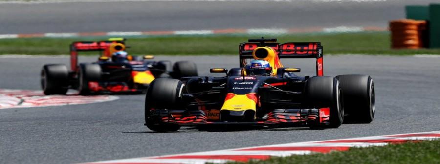 Formule 1 race grote prijs van België Spa Francorchamps